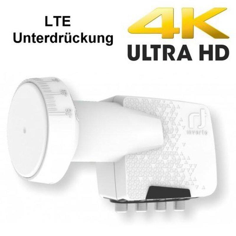 Inverto Quattro Universal Home PRO LNB IDLH-QTL410-HMPRO-OPN
